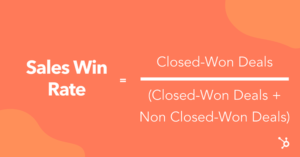 How to Define, Calculate, and Improve Sales Win Rate According to the HubSpot Sales Team