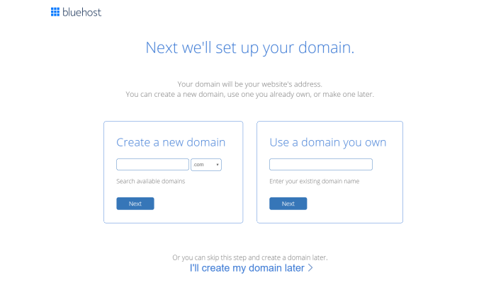 How to Create Your First Website Like a Pro