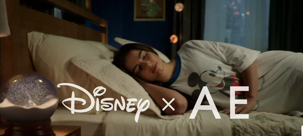 AE & Disney Partner for a Special Holiday Collection