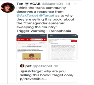 Target Agrees to Censor, Gets Ratioed