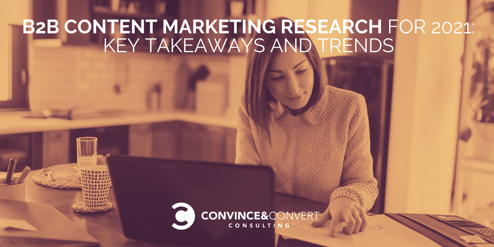 B2B Content Marketing Research for 2021: Key Takeaways and Trends