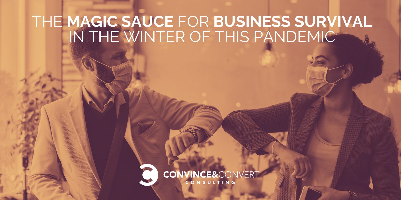 The Magic Sauce for Business Survival in the Winter of this Pandemic