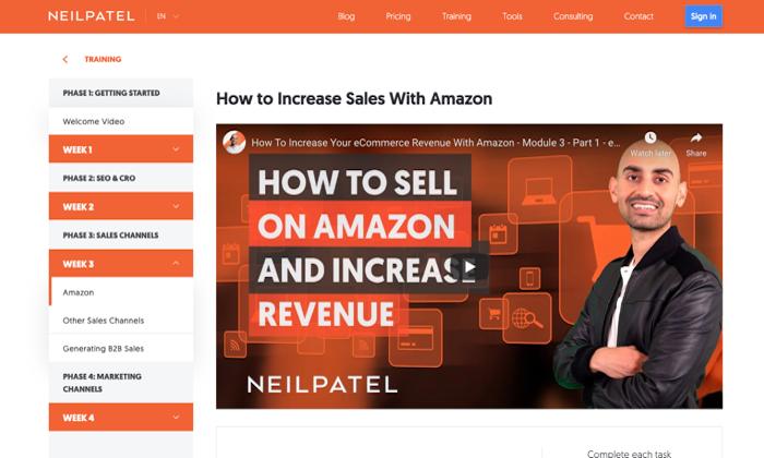Amazon Marketing Consulting