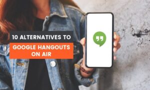 10 Alternatives to Google Hangouts on Air