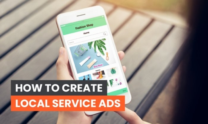 How to Create Local Services Ads