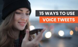 15 Ways to Use Voice Tweets