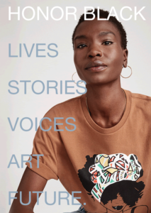 Gap Reaches Within for Black History Month