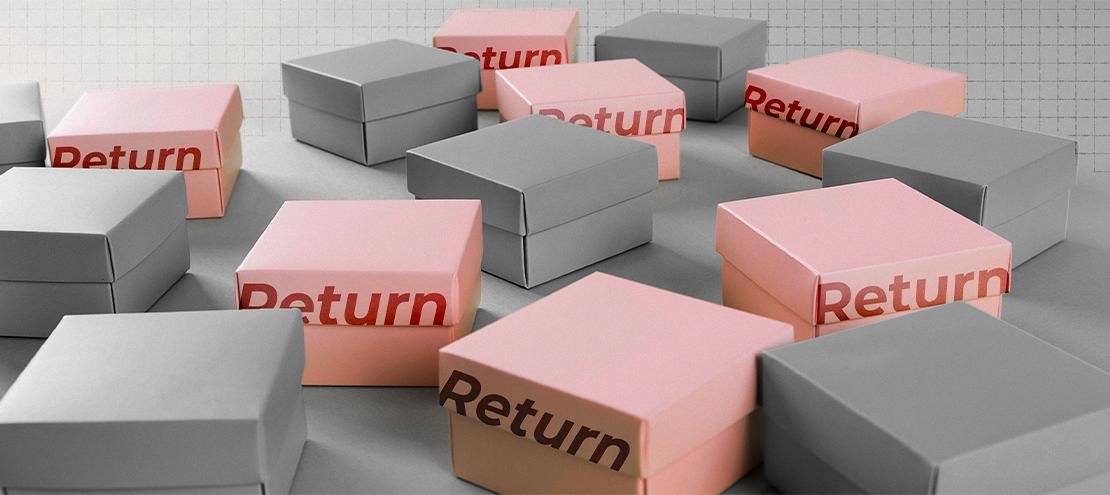 Take Advantage of Product Returns