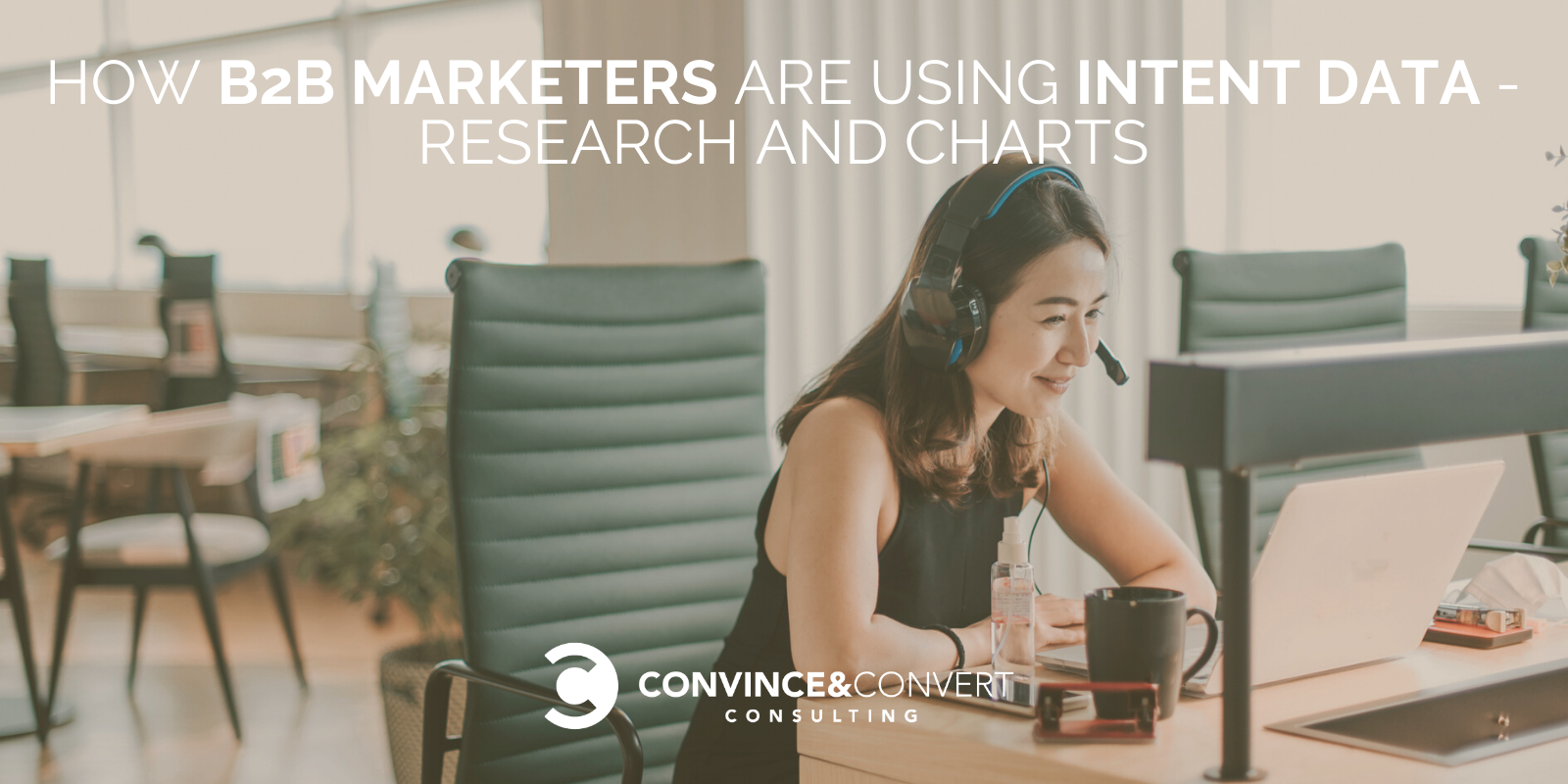 How B2B Marketers Are Using Intent Data – Research and Charts