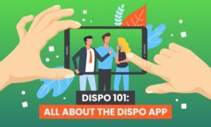 Dispo 101: All About The Dispo App