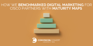 How We Benchmarked Digital Marketing for Cisco Partners with Marketing Maturity Maps [Case Study]