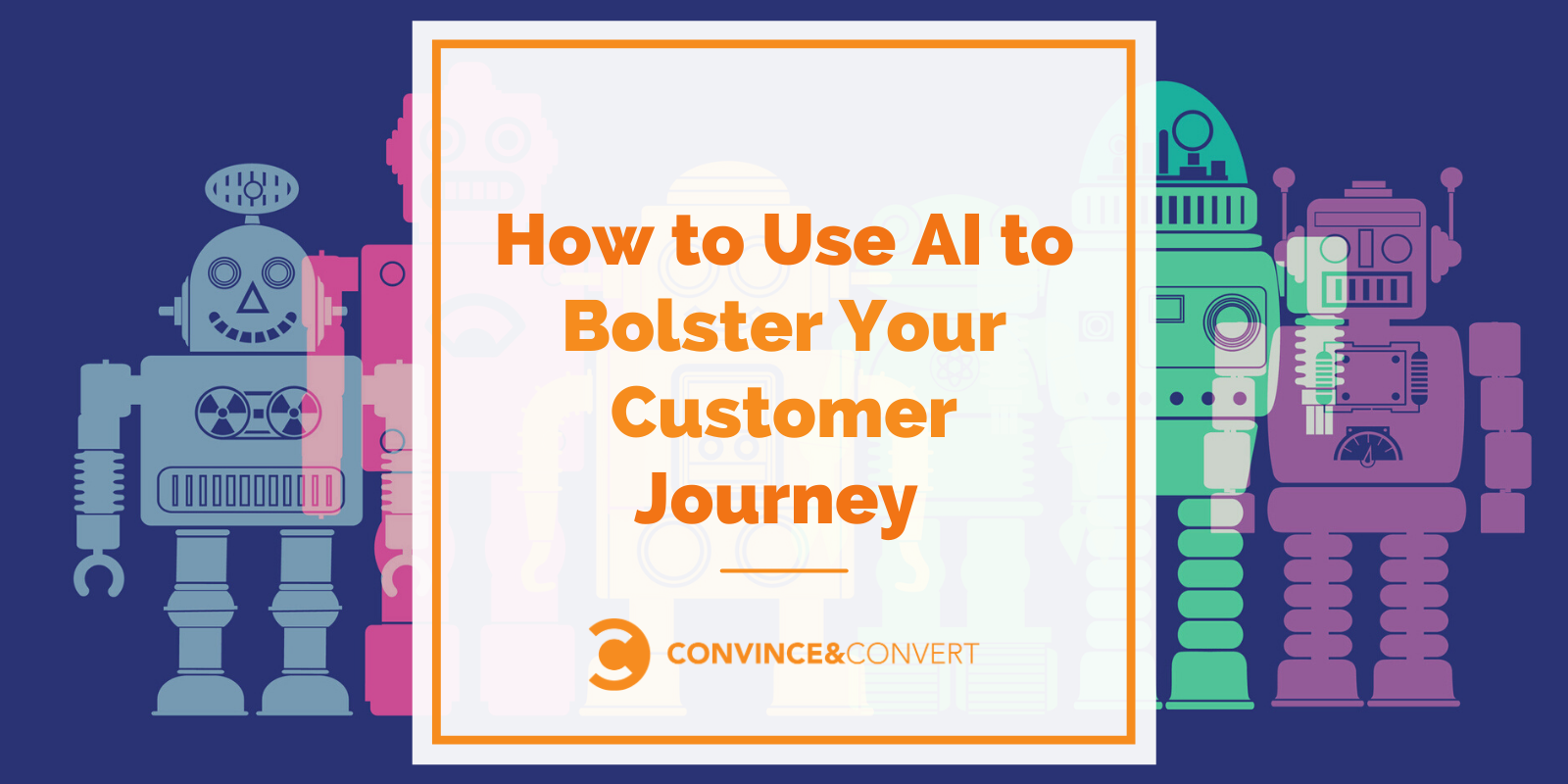 How to Use AI to Bolster Your Customer Journey