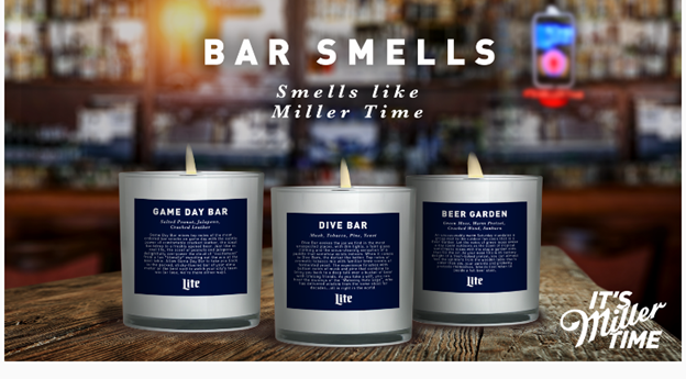 Candles for a Cause Put Fragrance on Tap