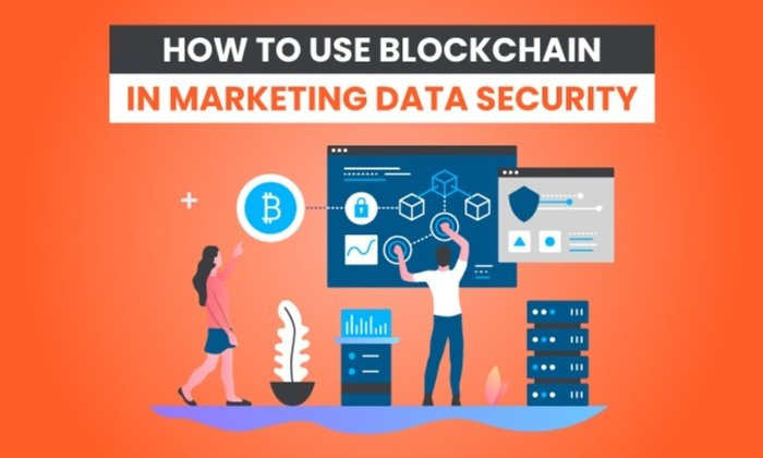 How to Use Blockchain in Marketing Data Security