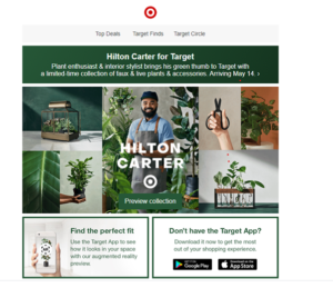 Plant Style in Your Home with Target's Virtual Reality