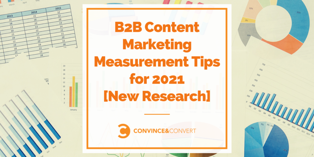 B2B Content Marketing Measurement Tips for 2021 (Statistics & Research)