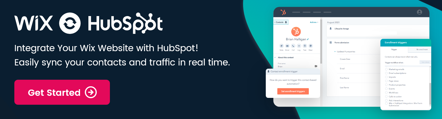 How Users can Boost Marketing with HubSpot and Wix