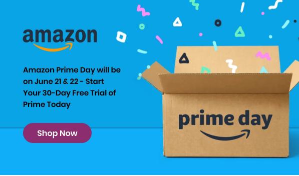 Amazon Prime Days: June 21-22