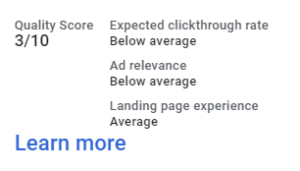 What Is Quality Score and How Is It Used On Google?
