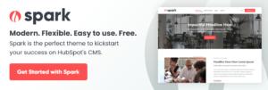Introducing Spark – Lynton's Newest HubSpot Theme